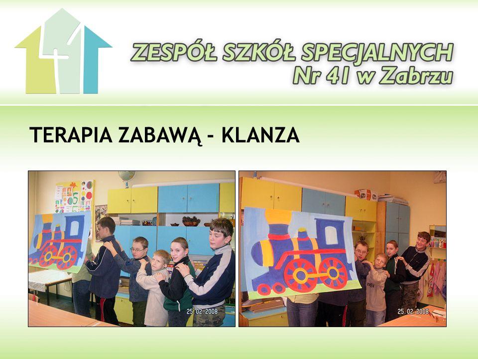 TERAPIA ZABAWĄ - KLANZA