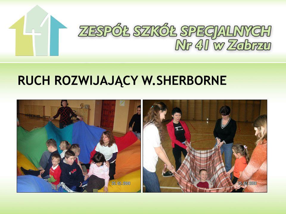 RUCH ROZWIJAJĄCY W.SHERBORNE