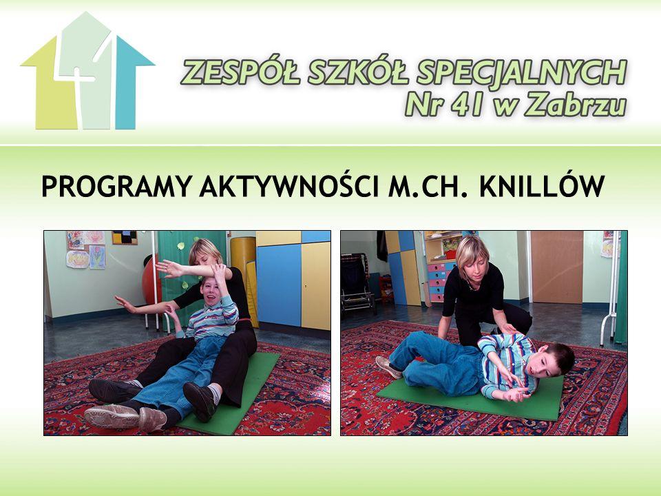 PROGRAMY AKTYWNOŚCI M.CH. KNILLÓW
