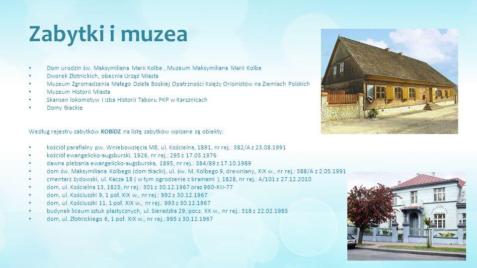 Zabytki i muzea Dom urodzin św.