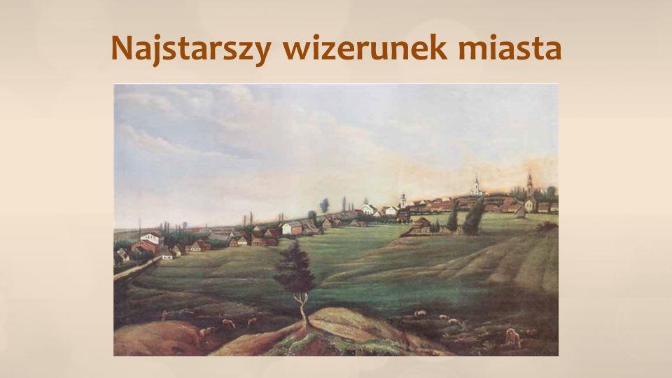 Najstarszy wizerunek miasta