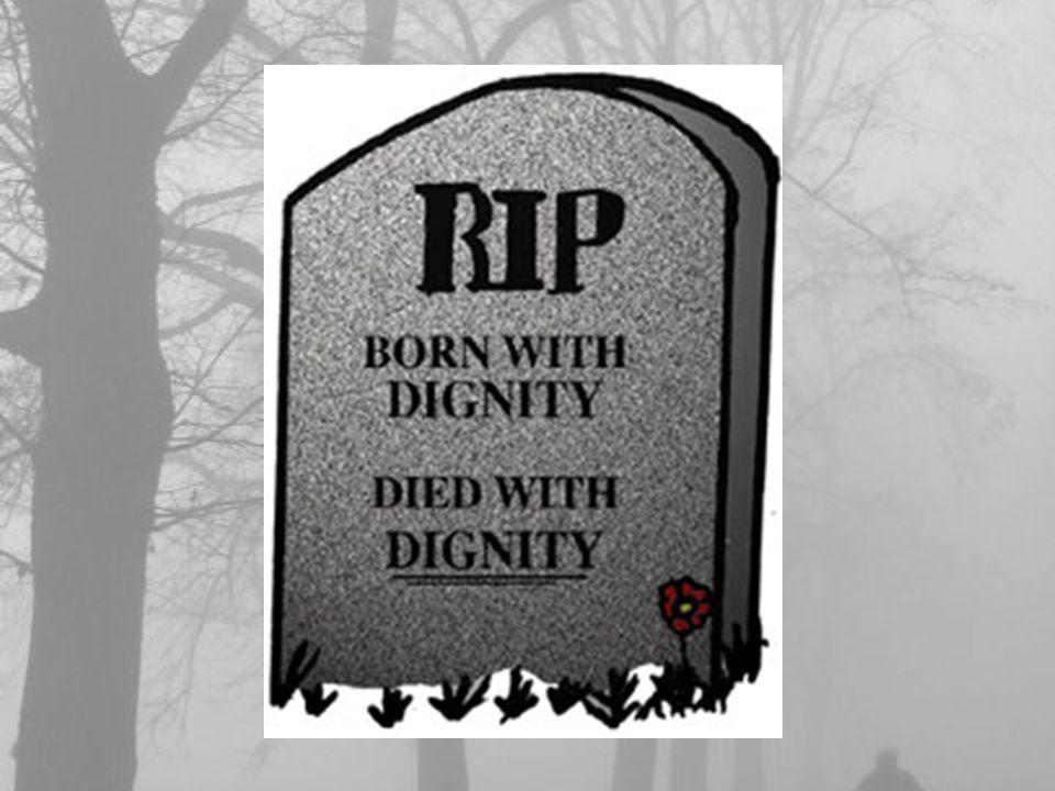Przewrotnością - podważać wartość czyjegoś istnienia i jego prawo do życia ze względu na złe warunki społeczne lub chorobę por.