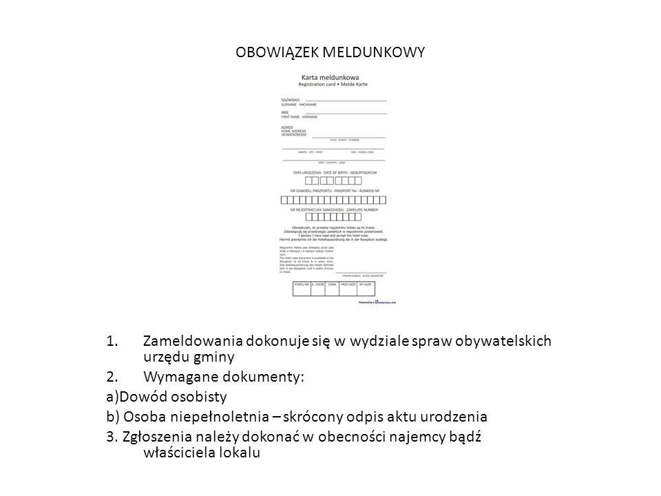 DOWÓD OSOBISTY