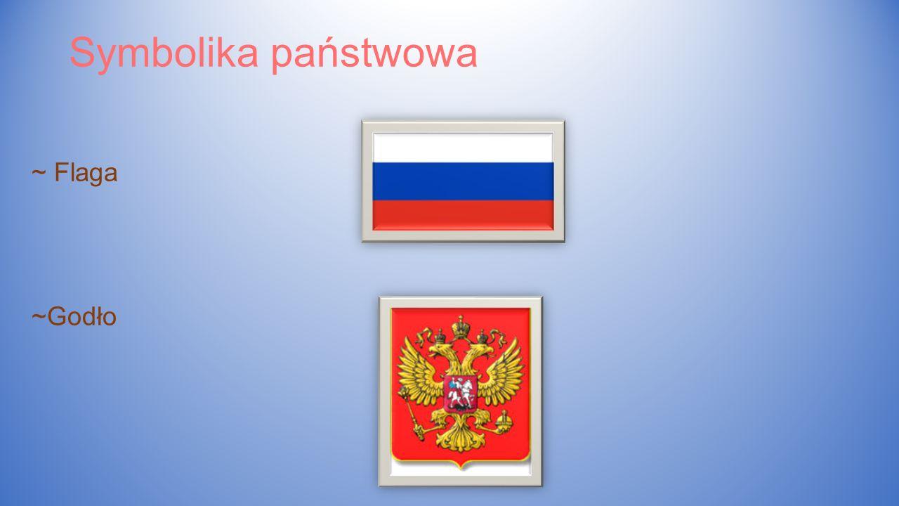 Symbolika państwowa ~ Flaga ~Godło
