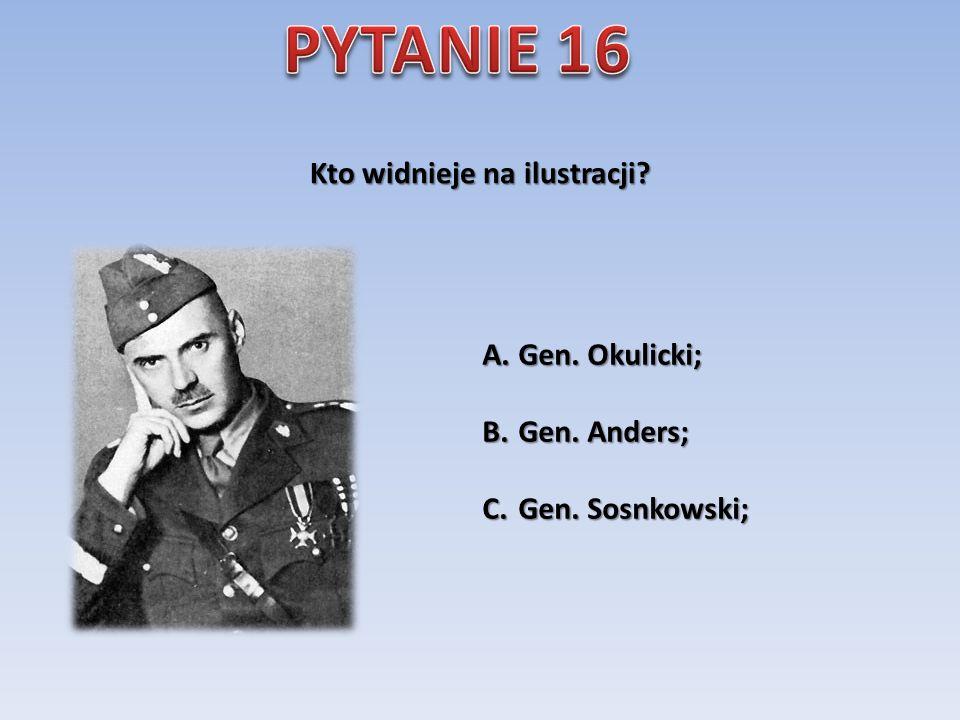 Co oznaczał, widniejący na ilustracji napis, który często był spotykany podczas II wojny światowej w okupowanej Polsce? A.tylko dla Niemców; B.precz z