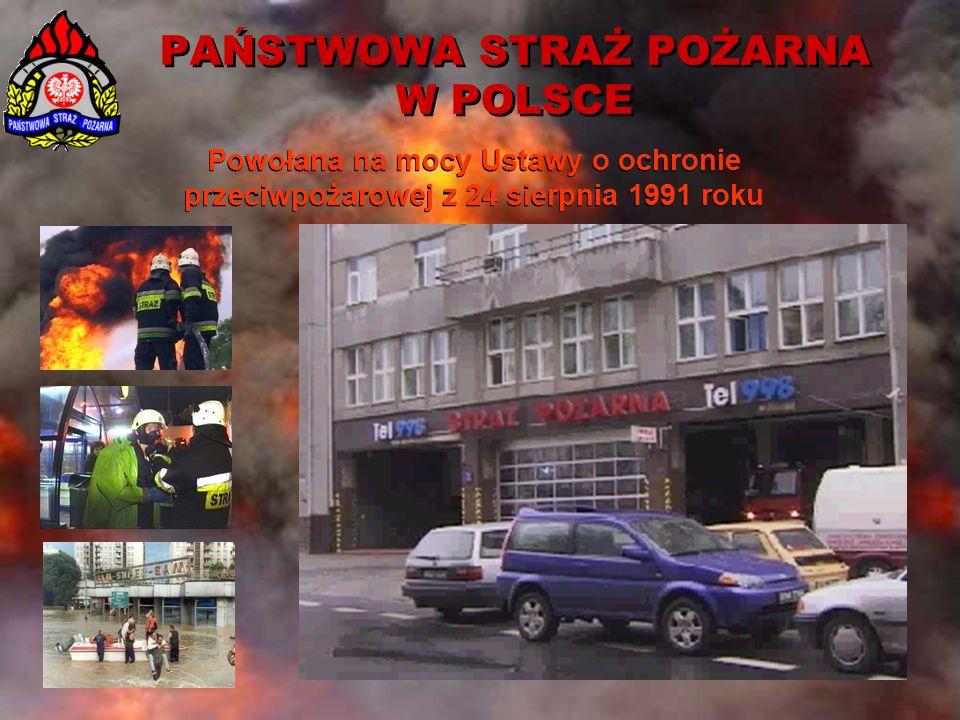 Rozpoznawanie zagrożeń Dzięki wzmożonej działalności kontrolno-rozpoznawczej funkcjonariuszy PSP w wielu przypadkach : nie dochodzi do pożarów, powstałe już zdarzenia nie osiągają znacznych rozmiarów, liczba ofiar śmiertelnych mimo wzrostu liczby zdarzeń maleje i nie przekracza średniej dla krajów Unii Europejskiej (13 ofiar na milion mieszkańców rocznie).