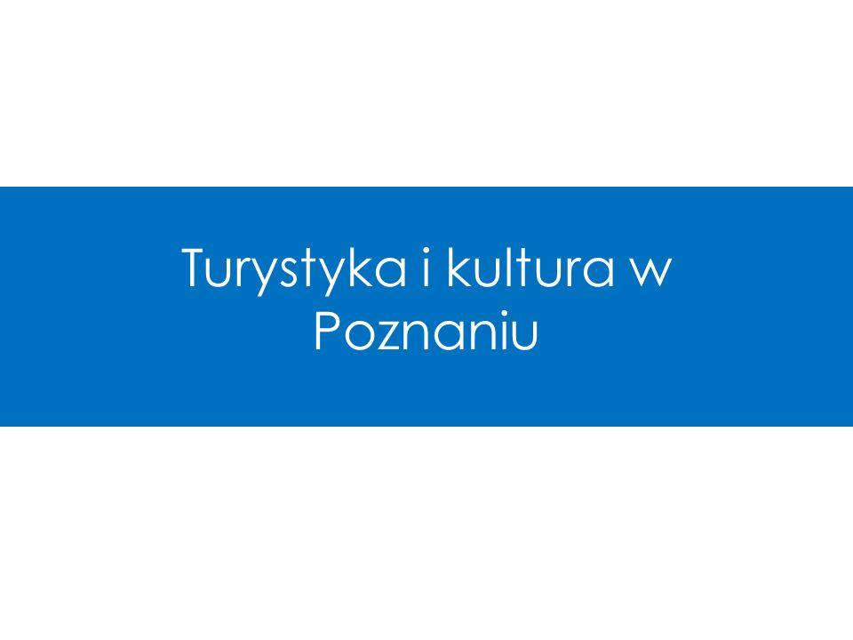 Turystyka i kultura w Poznaniu