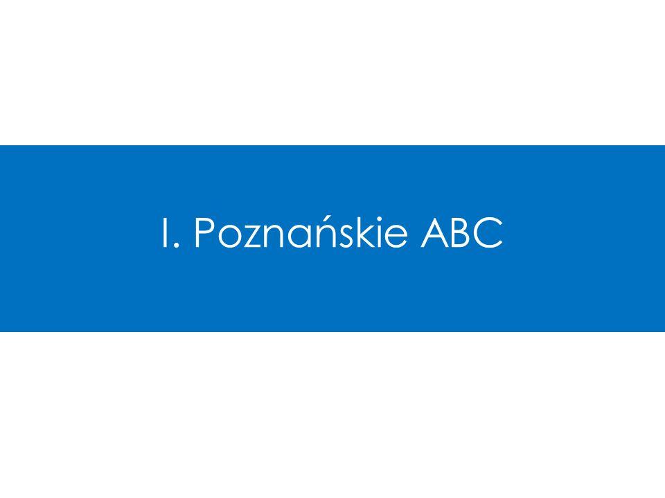 I. Poznańskie ABC