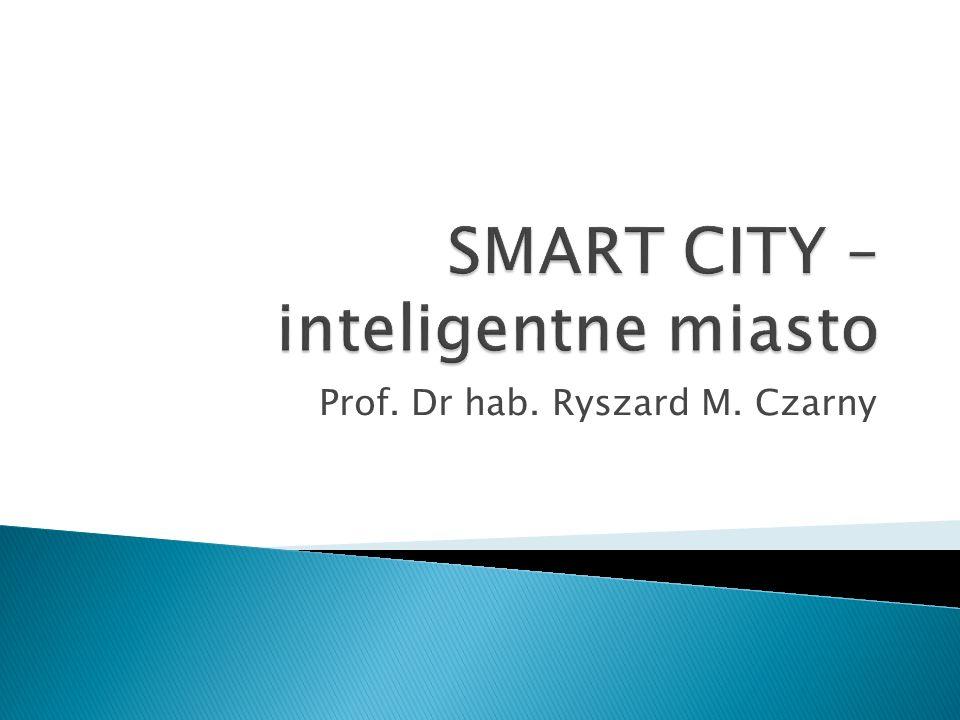 Prof. Dr hab. Ryszard M. Czarny