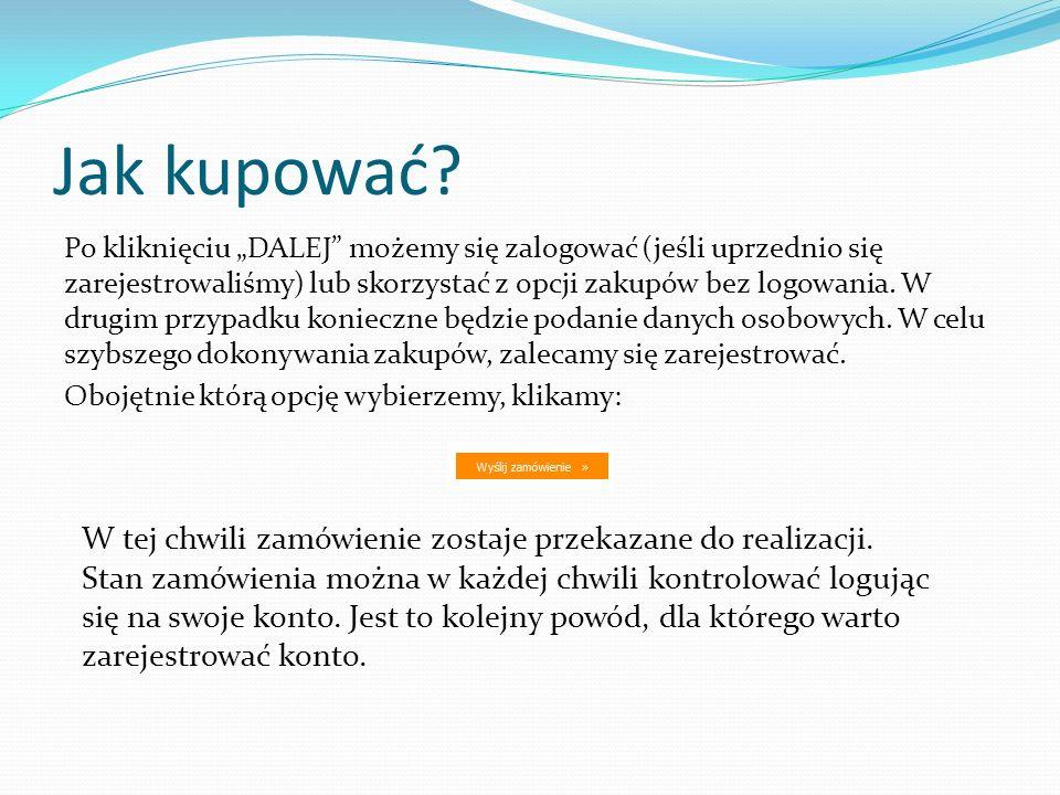 Wysyłka zakupionych zabawek Koszt wysyłki zamówionych zabawek: Przy zamówieniu na powyżej 100 zł, przesyłka wysyłana jest GRATIS.