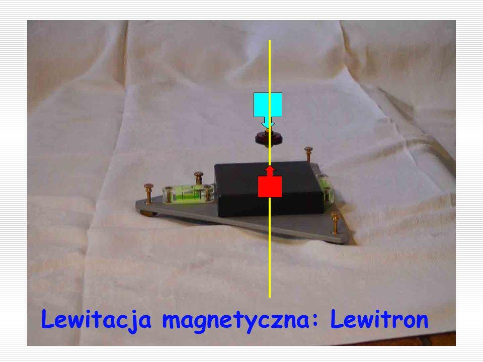 Lewitacja magnetyczna: Lewitron