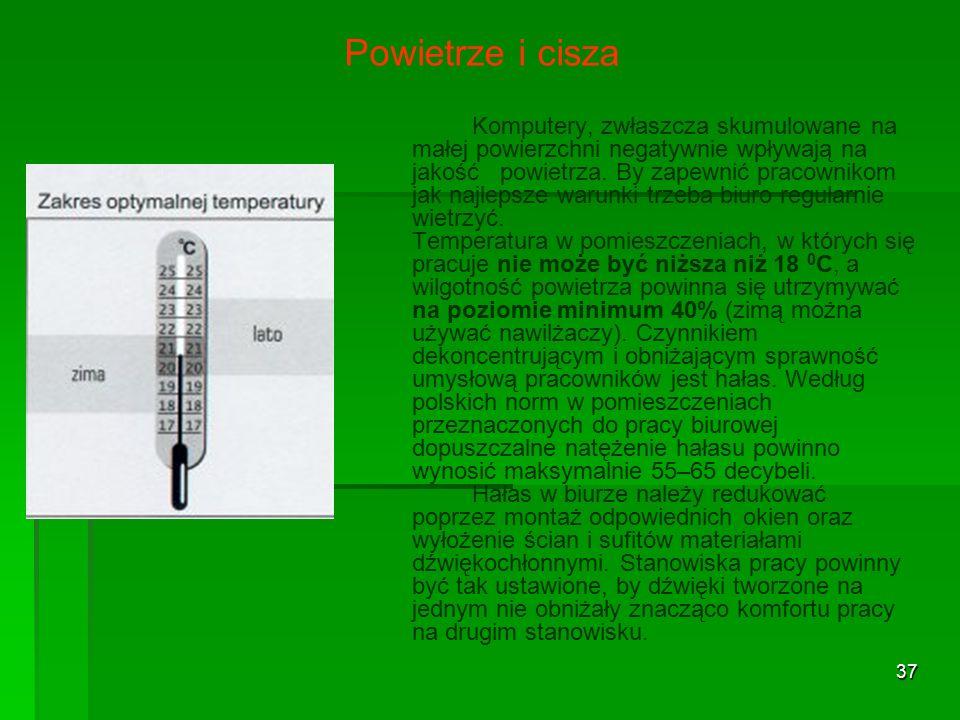 36 300 lx dla pracy dorywczej przy przeciętnych wymaganiach wzrokowych (np.