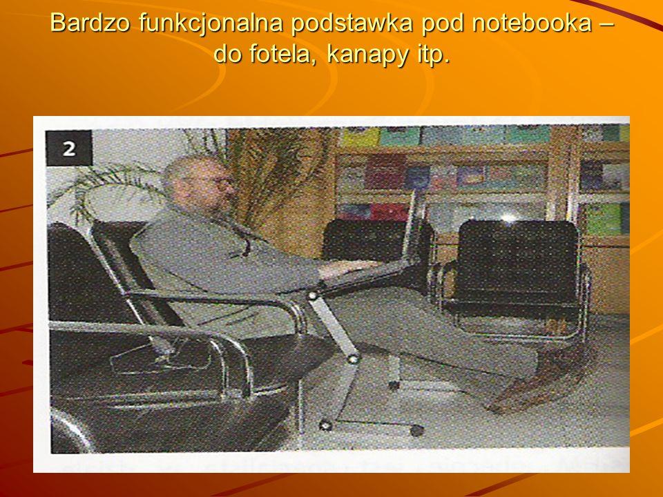 60 Profesjonalna podstawka pod notebooka na typowe biurko