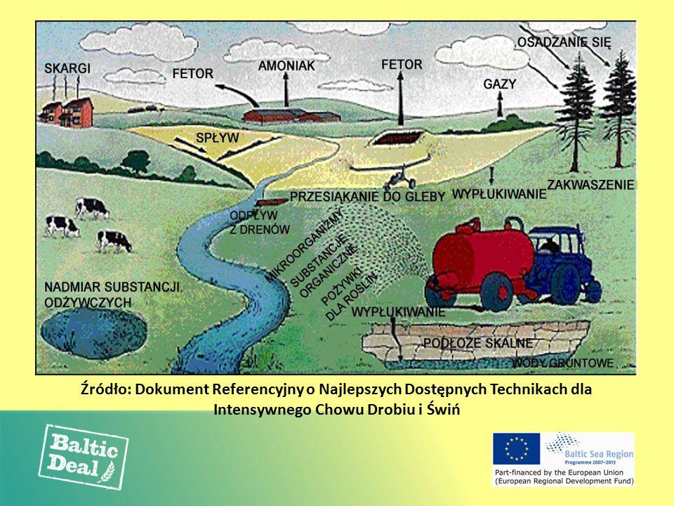 Żywienie fazowe - podsumowanie Przyczynia się do ograniczenia emisji azotu i fosforu w wydalinach zwierząt (protekcja środowiska).
