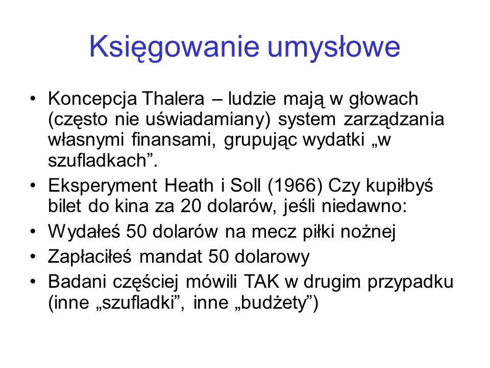 Badania Wilsona (prawa strona lepsza), badania Janiszewskiego i inne odkrycia…