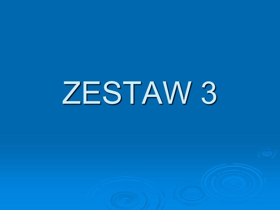 ZESTAW 3