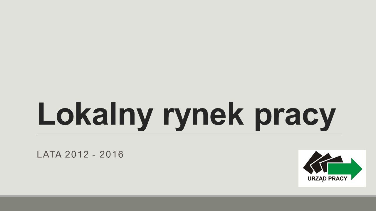 W porównaniu do innych województw, Śląskie charakteryzuje się niskim natężeniem bezrobocia rejestrowanego – stan 29.02.2016 r.