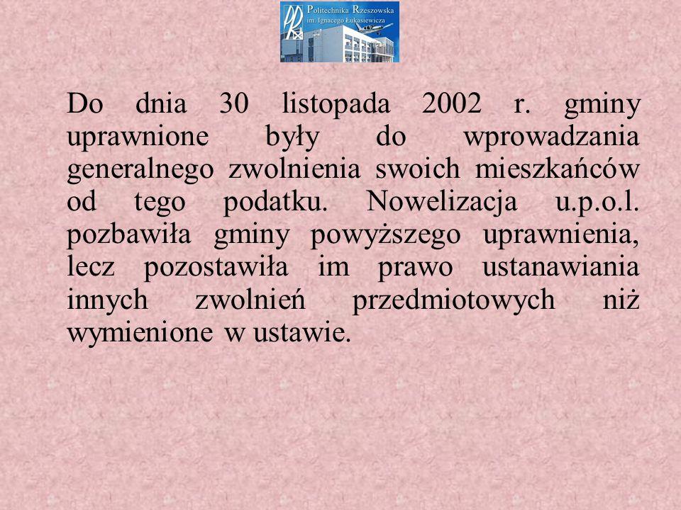 Do dnia 30 listopada 2002 r.