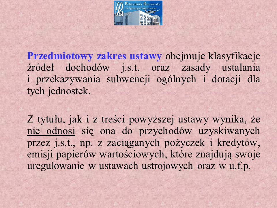 Zgodnie z art.2 ust.