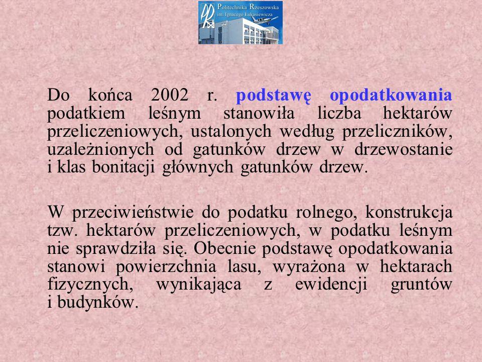 Do końca 2002 r.