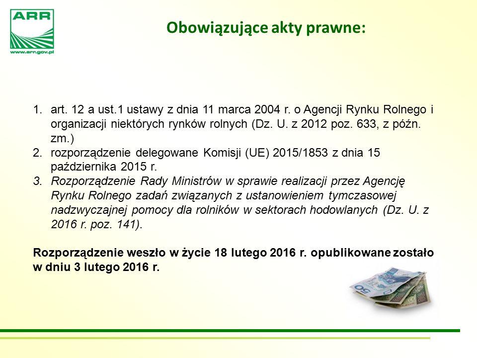 Pomoc dla producentów mleka Pomoc przysługuje rolnikowi, który: w roku kwotowym 2014/2015 sprzedał nie mniej niż 15 tys.