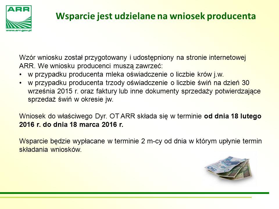 21 Agencja Rynku Rolnego Oddział Terenowy w Gdyni Ul. Kołłątaja 1 81-332 Gdynia Dziękuję za uwagę
