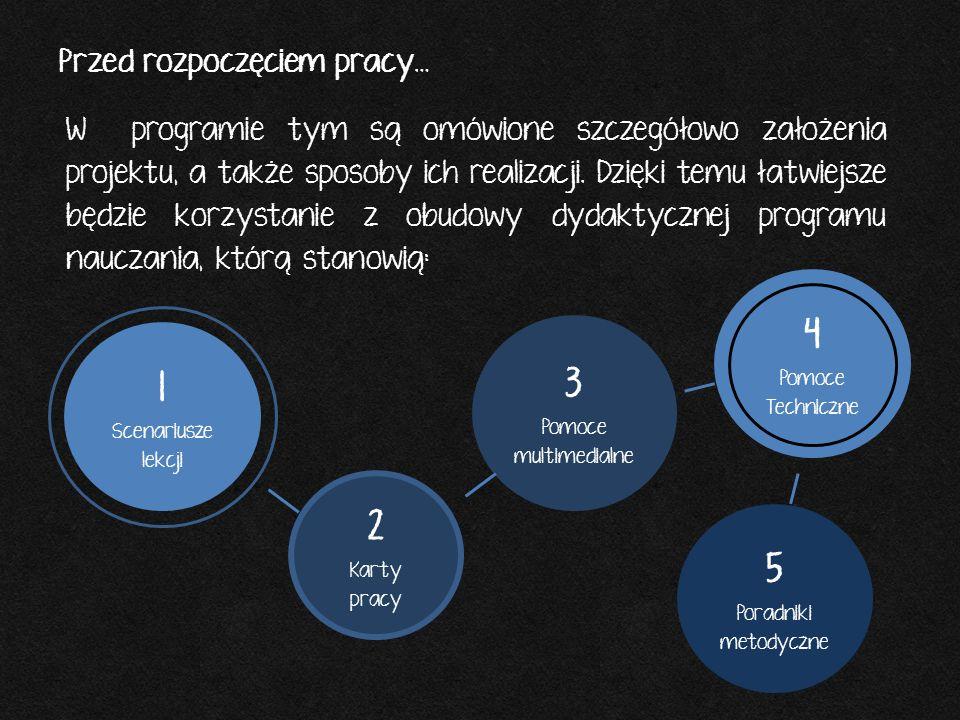W programie tym są omówione szczegółowo założenia projektu, a także sposoby ich realizacji.