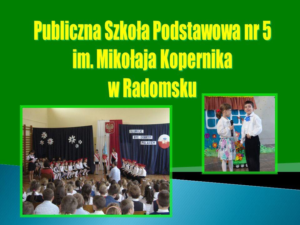 Publiczna Szkoła Podstawowa nr 5 im.