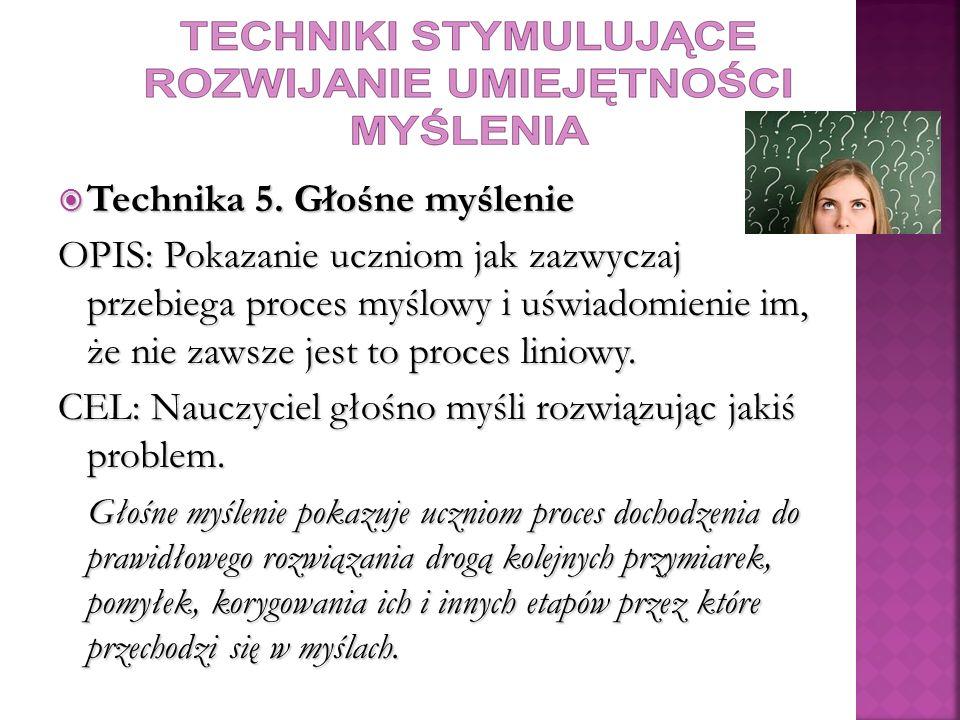  Technika 5.
