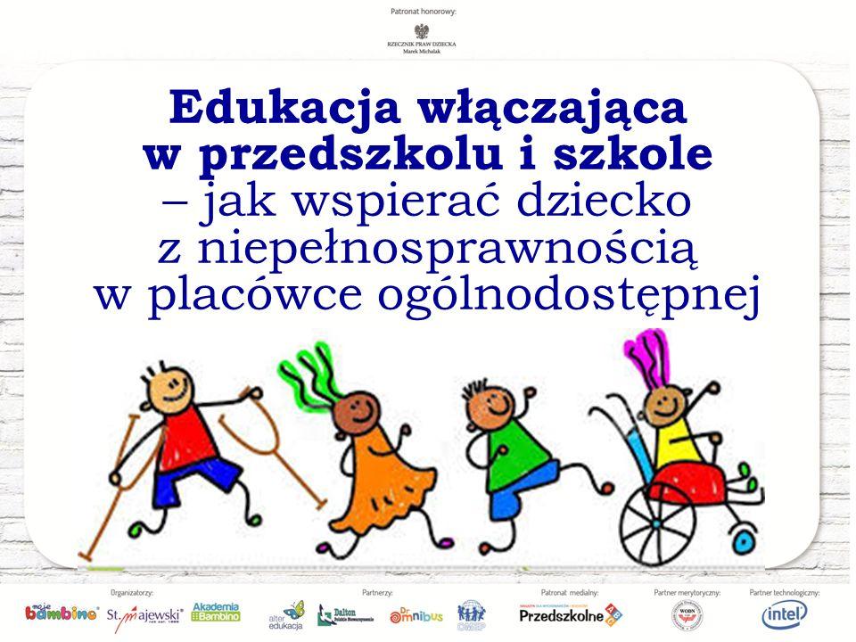 Dobre poznanie dziecka/ucznia  Jaki typ/rodzaj niepełnosprawności ma dziecko.