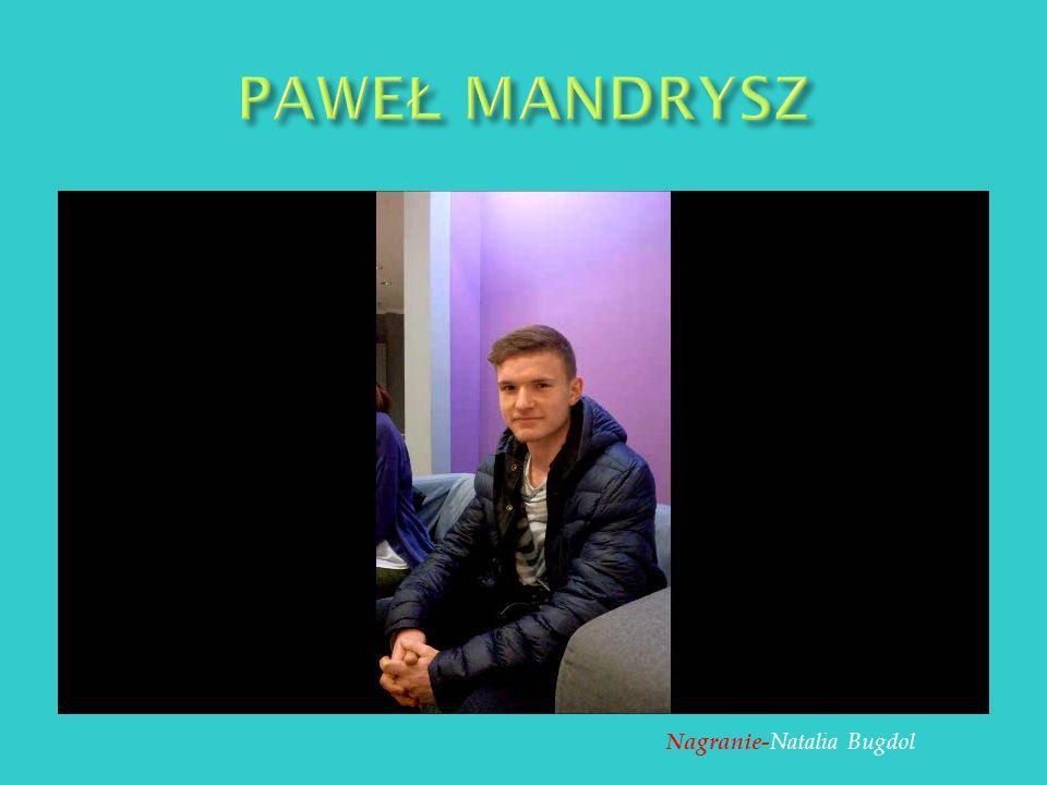 Autograf- Krzysztof Parda