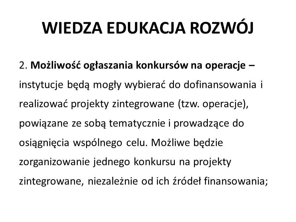 WIEDZA EDUKACJA ROZWÓJ 2.