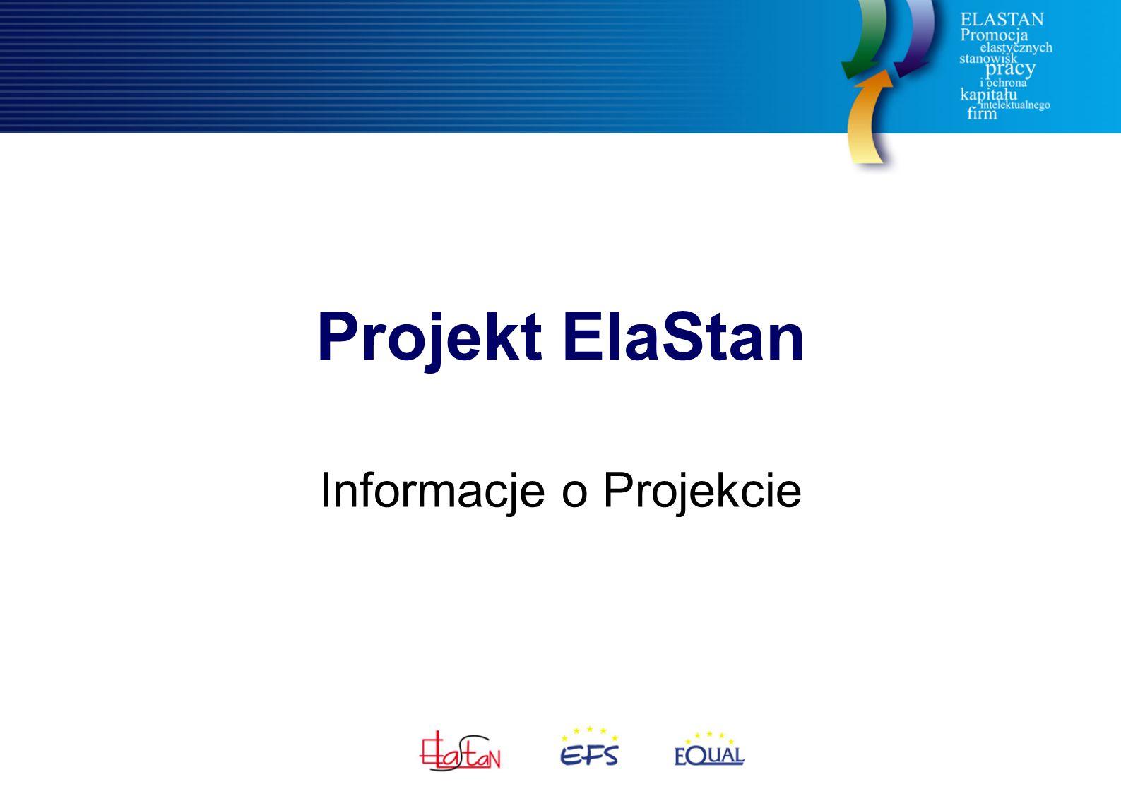 Projekt ElaStan Informacje o Projekcie