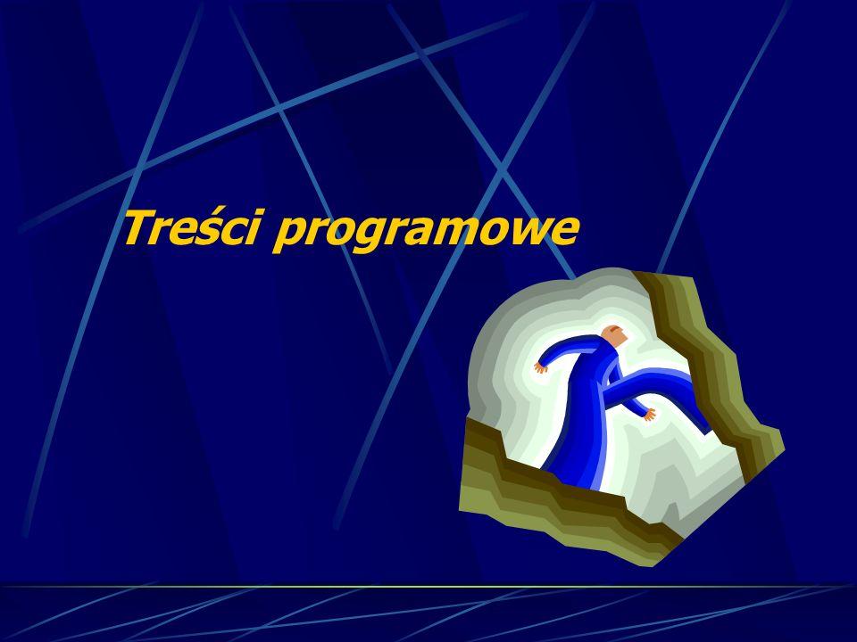Treści programowe