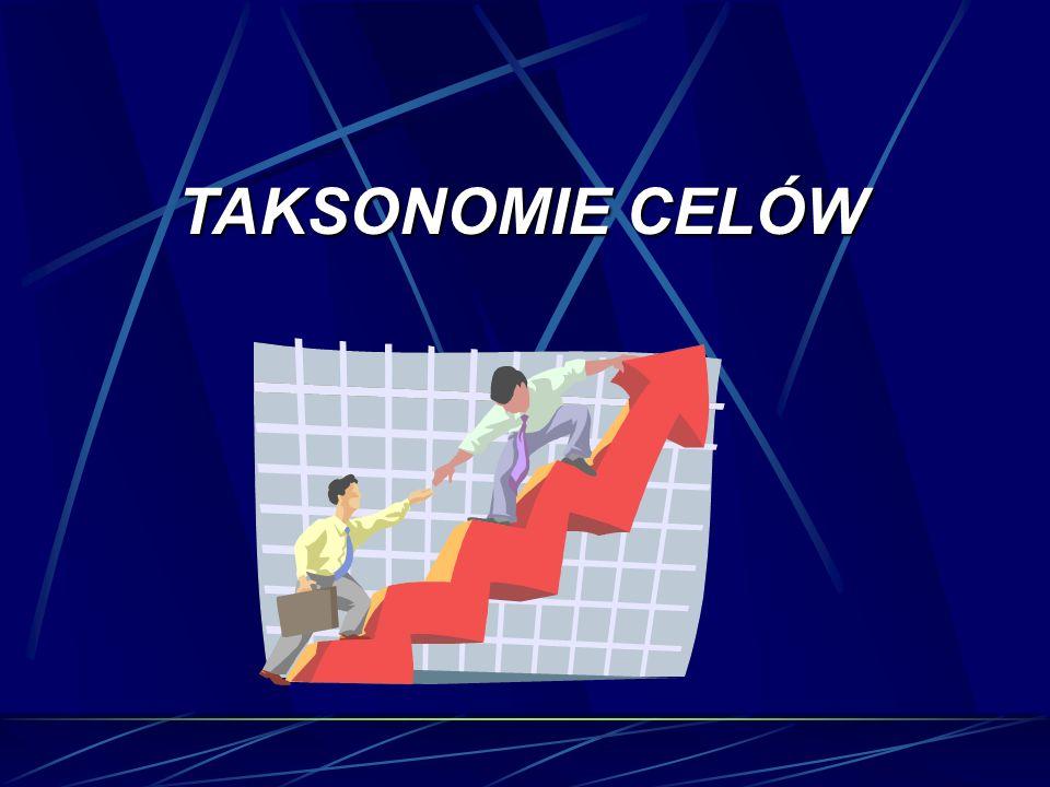 TAKSONOMIE CELÓW