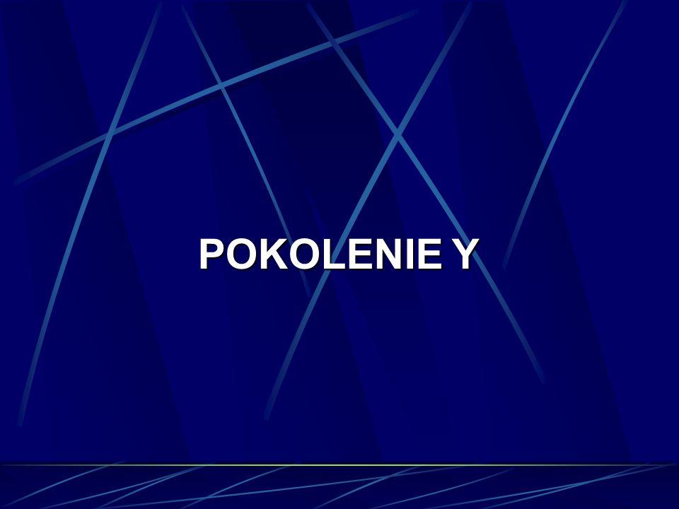 POKOLENIE Y