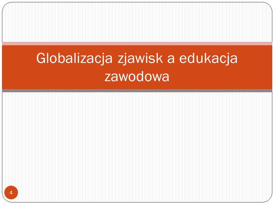 Globalizacja zjawisk a edukacja zawodowa 4