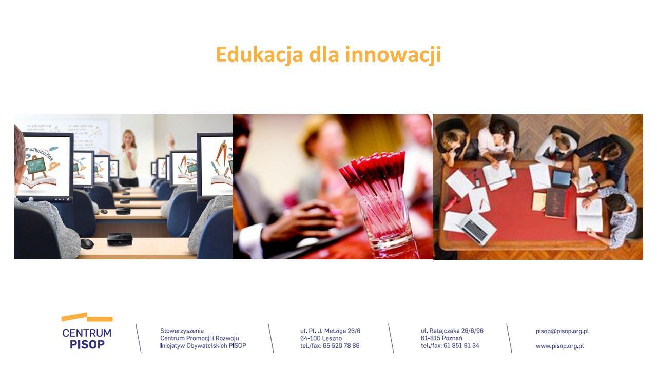 Edukacja dla innowacji