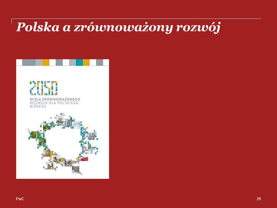 PwC Polska a zrównoważony rozwój 29