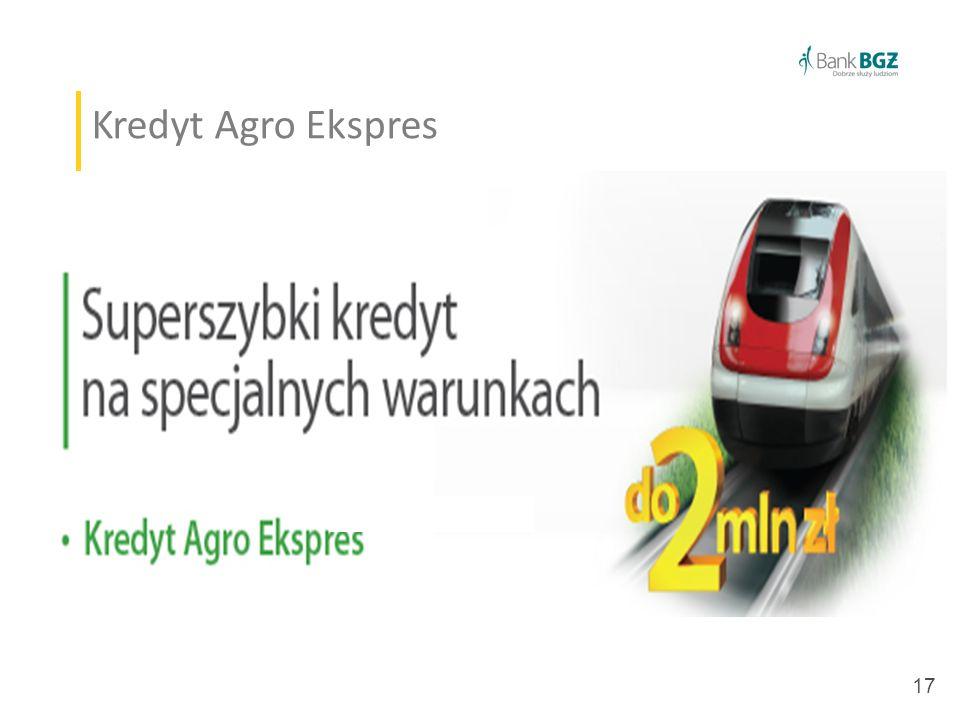 17 Kredyt Agro Ekspres