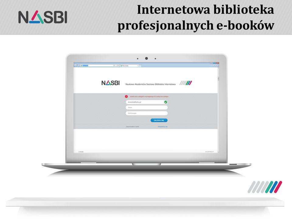 Internetowa biblioteka profesjonalnych e-booków