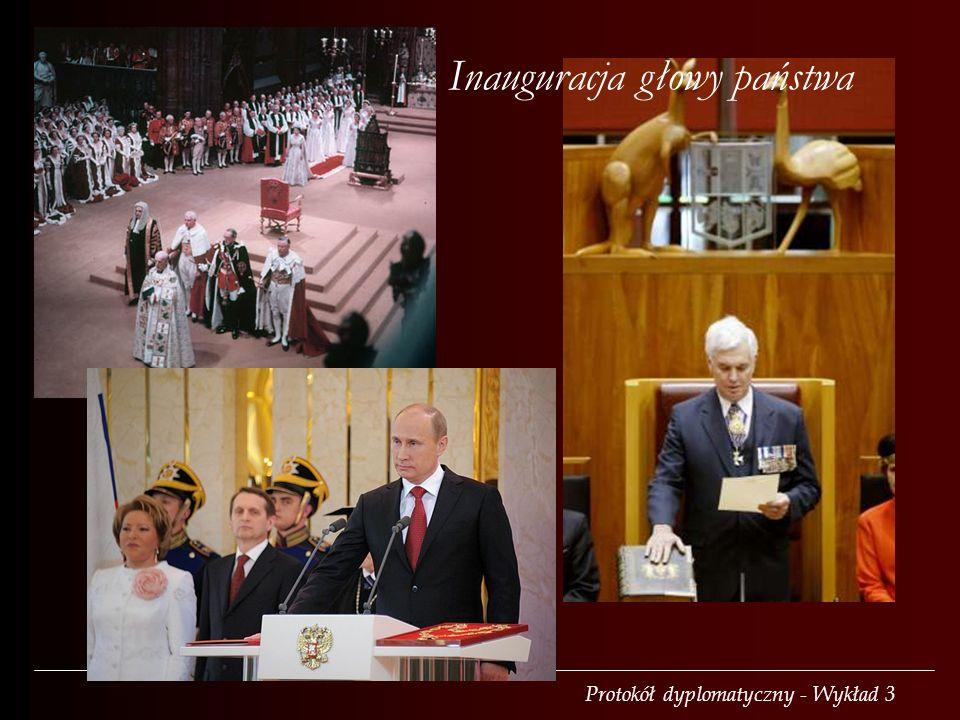 Inauguracja głowy państwa