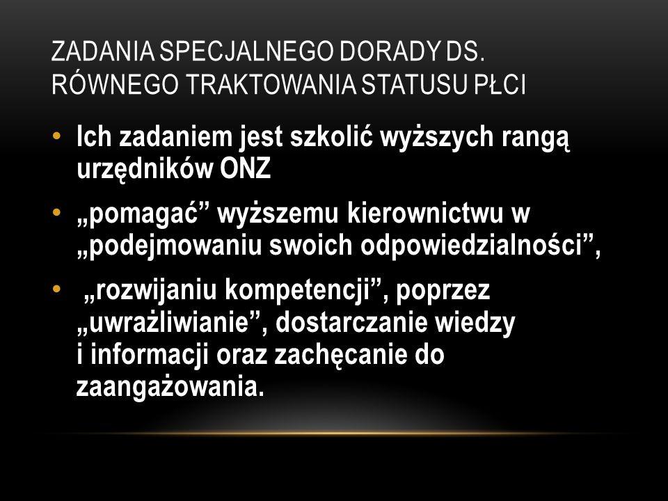 ZADANIA SPECJALNEGO DORADY DS.