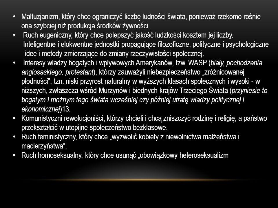 FEDERACJA NA RZECZ KOBIET I PLANOWANIA RODZINY- POWSTAŁA 15 MAJA 1992 ROKU Federacja domaga się zrównania szans kobiet i mężczyzn, w tym prawa kobiet do świadomego macierzyństwa: rzetelnej wiedzy na temat seksualności człowieka, dostępu do antykoncepcji, prawa do dobrej jakości diagnostyki prenatalnej i opieki nad płodem, prawa do przerywania ciąży.