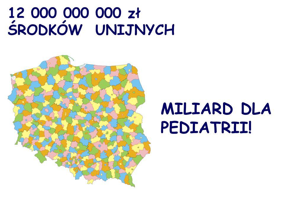 MILIARD DLA PEDIATRII!