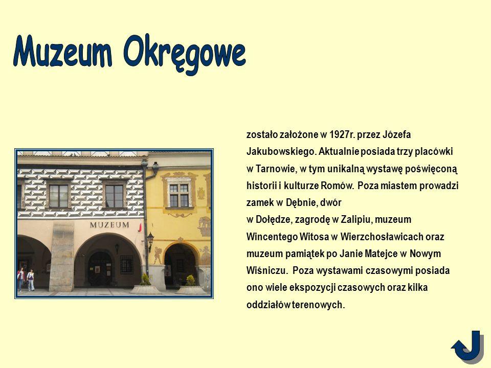 zostało założone w 1927r. przez Józefa Jakubowskiego.