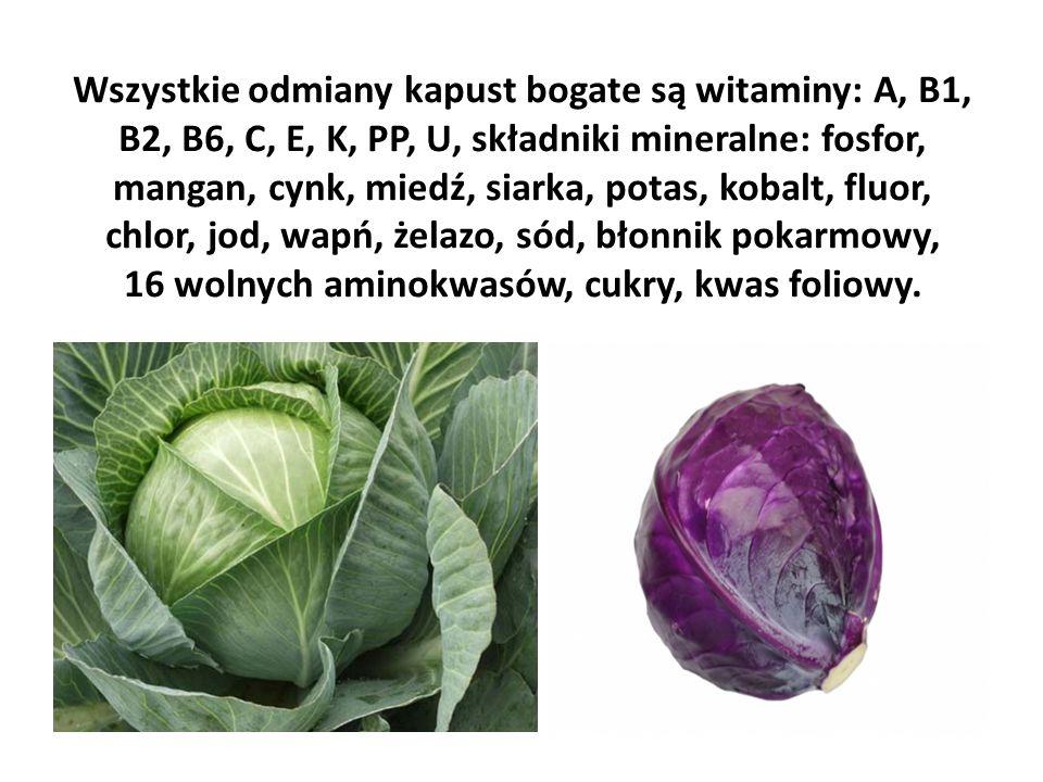 Por ma dużą wartość odżywczą.Jest bogatym źródłem witaminy A, E, C i B6.