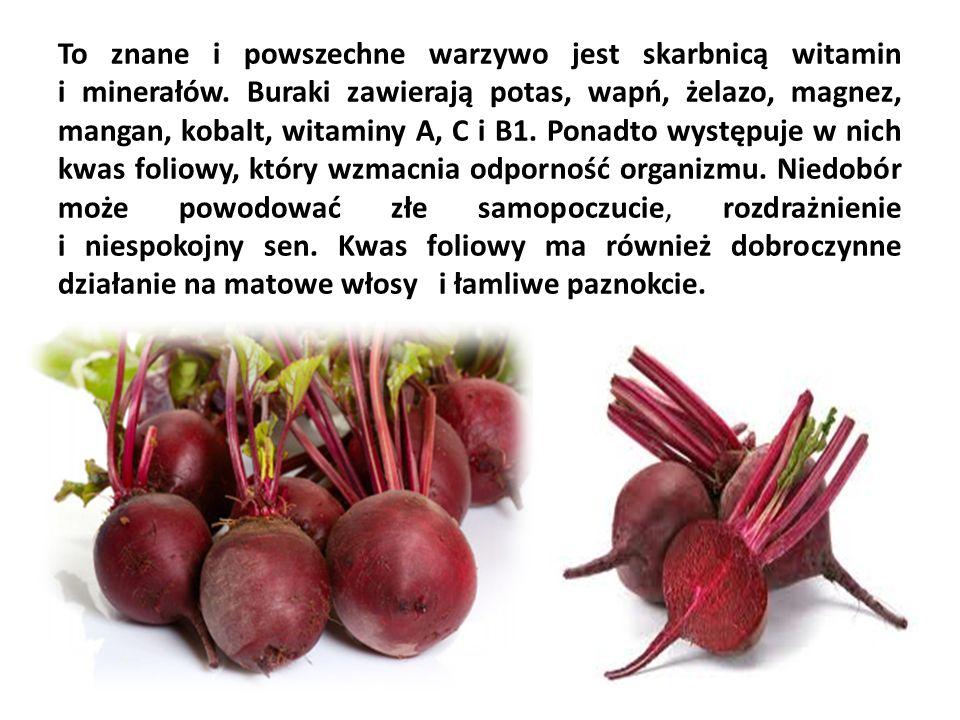 Kalafior jest niezwykle smacznym, dietetycznym warzywem, w którym znajdziemy witaminy: A, B1, B2, B3, B5, B6, B9, C, E, K, składniki mineralne: potas, magnez, sód, żelazo, mangan, wapń, fosfor, cynk, miedź, fluor, jod, chlor.