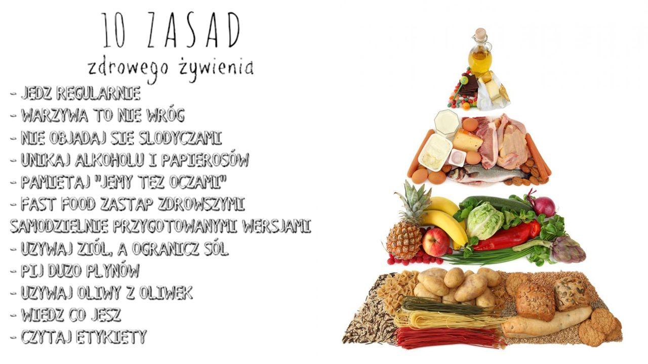 Prawidłowe przechowywanie produktów żywnościowych: Właściwe i zdrowe przechowywanie żywności kieruje się 3 głównymi zasadami: właściwy wybór miejsca przechowywania żywności, dobranie odpowiedniej temperatury oraz przechowywanie jedzenia we właściwych granicach czasowych.