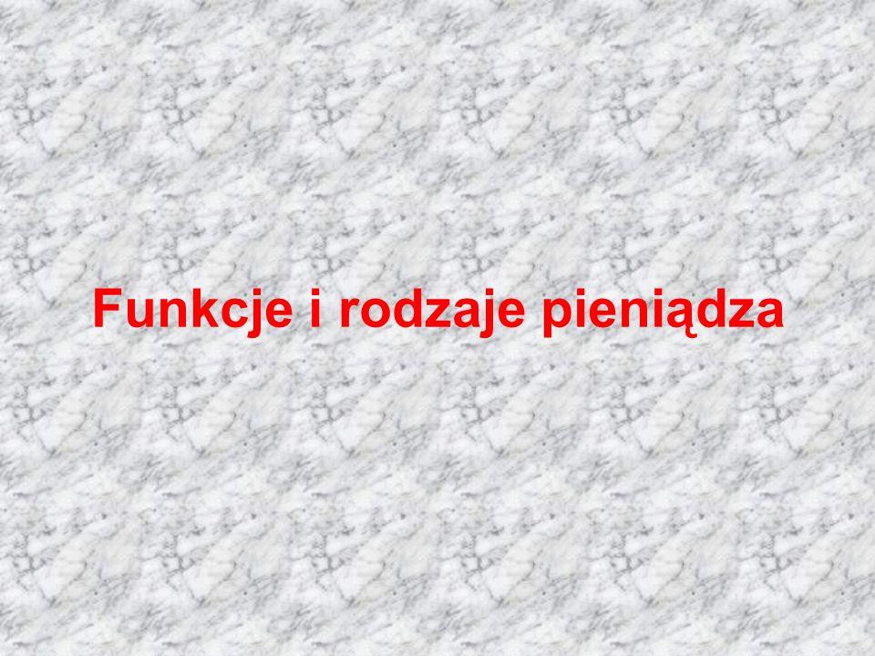 W Polsce, według zasad NBP, wyodrębnia się dwa agregaty pieniężne M1 i M2.